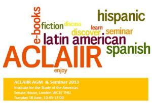 ACLAIIR AGM Seminar 2013