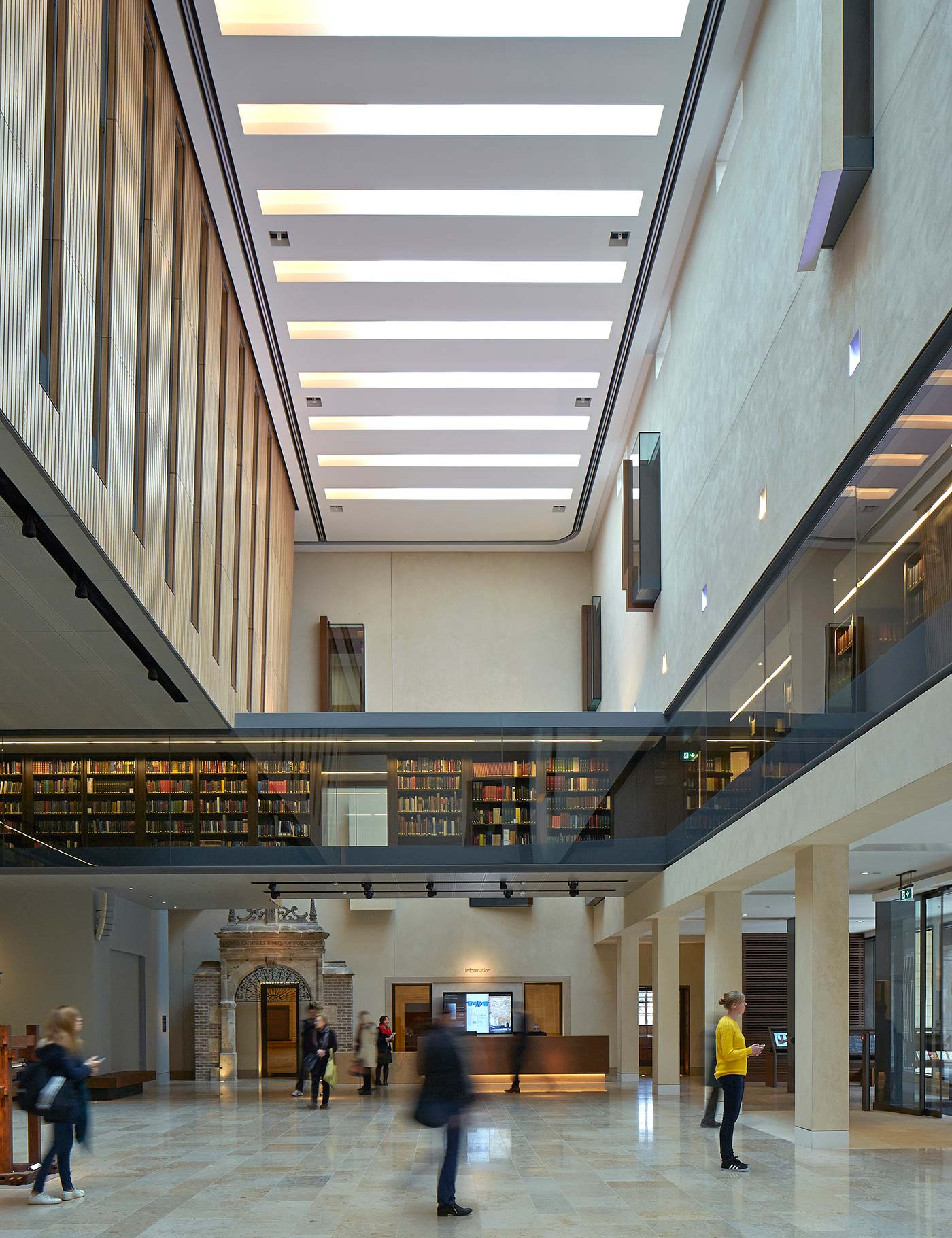 weston library acquisitions gallery